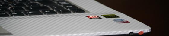 Notebook karbon fiber kaplama